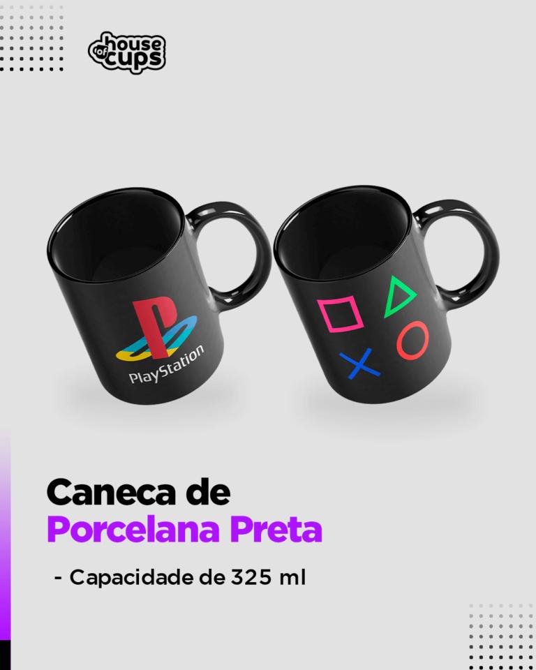 CATÁLOGO - CANECA PRETA