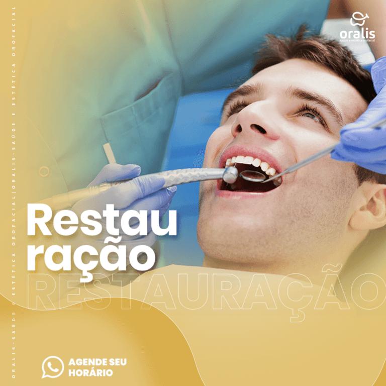 ORALIS - RESTAURAÇÃO