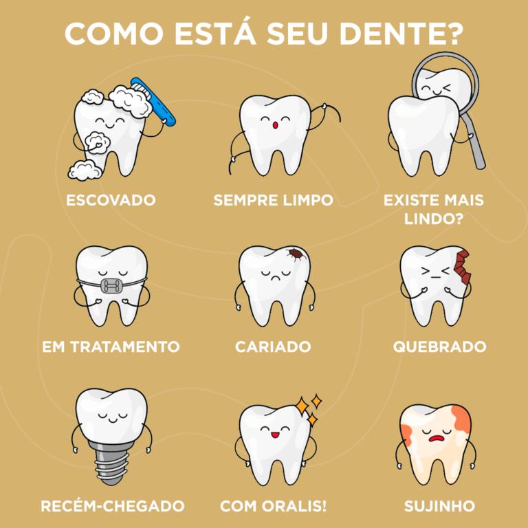 ORALIS - seu dentinho